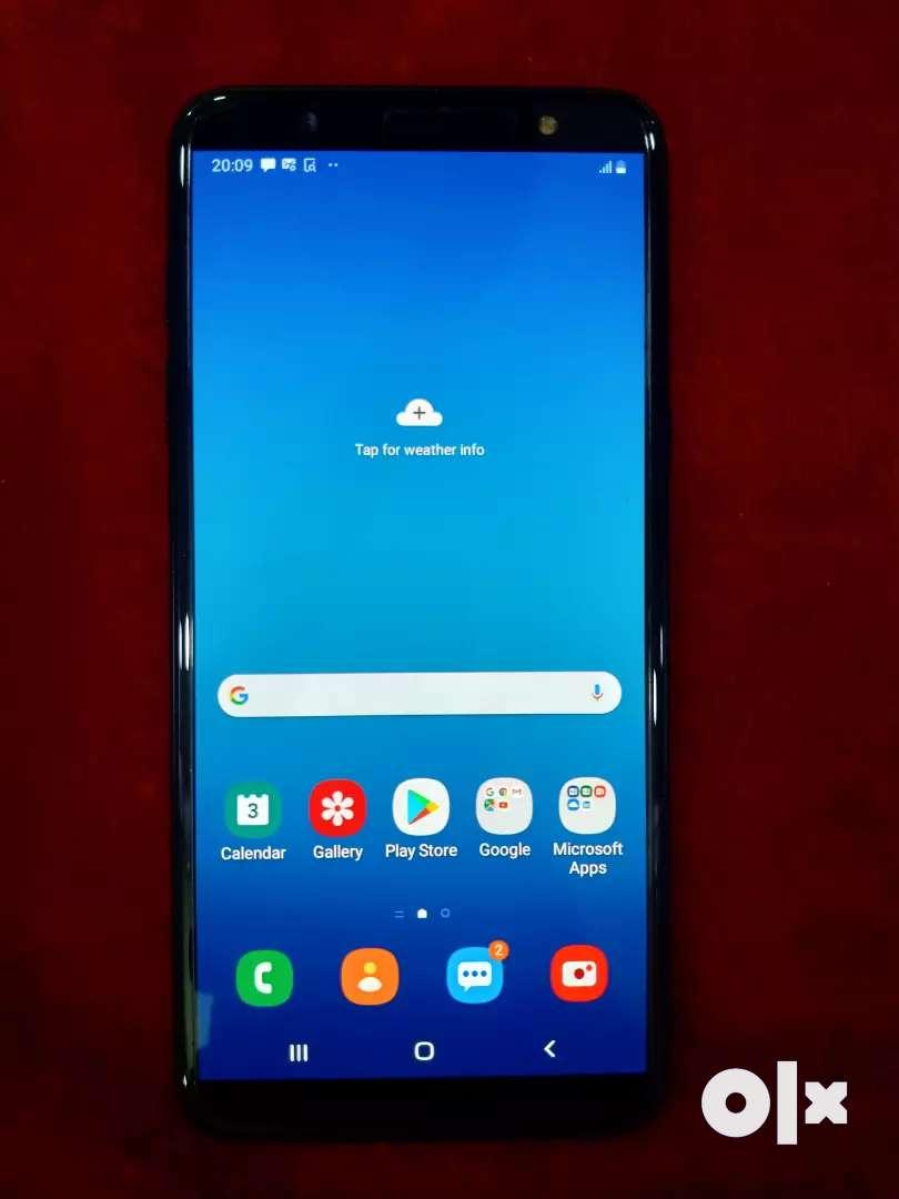 Samsung On 8, 4gb Ram, 64gb Internal, Scratchless Condition 0