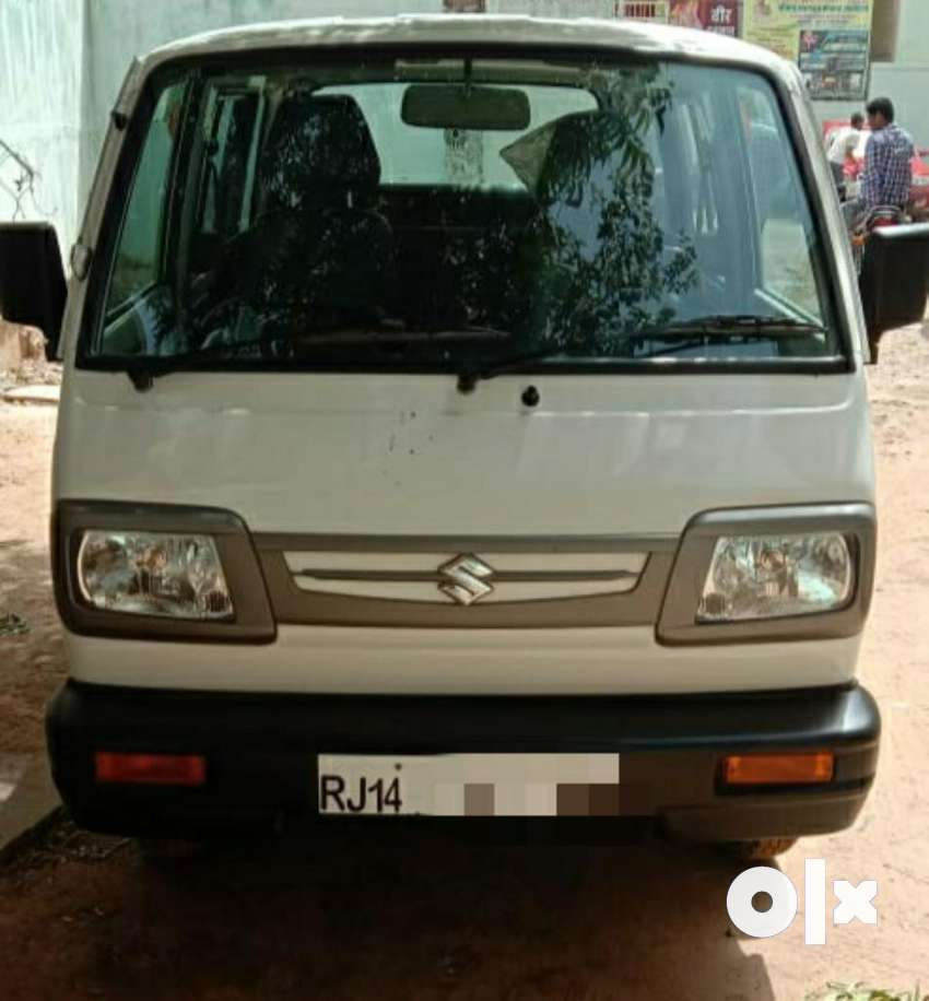 Maruti Suzuki Omni E 8 STR BS-IV, 2018, Petrol 0