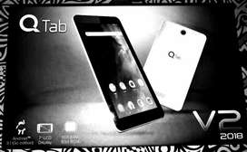Q TAB MODEL V2 2018 IN MINT CONDITION