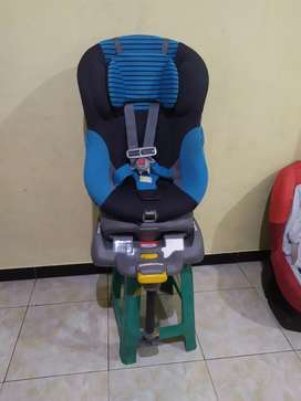 Preloved carseat combi eggshock