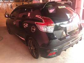 Toyota Yaris E Upgrade TRD
