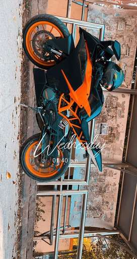 Rc 200 must loded bike