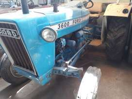 Ford 3600 Tractor, 1990, Diesel
