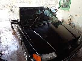 civic lx hitam tahun 1988