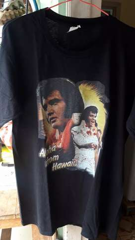 Kaos Rock N Roll Elvis Presley