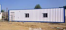 Office containers/school extension