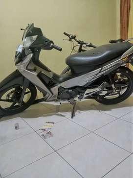 Honda Supra X 125 FI velg cw