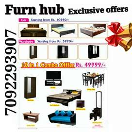 New model combo package Furnitures