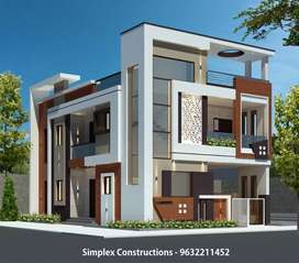 High Quality House Construction At Low Cost