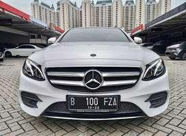 Mercy E300 AMG 2017 KM 15rb ANTIK Mercedes Benz E300 E 300