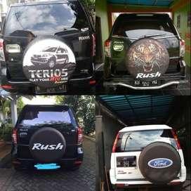 Cover/Sarung Ban Daihatsu ROCKY/Rush/Terios/Vitara/pajero Mantultul Un