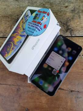 Iphone Xs Max 256gb Silver, Like New