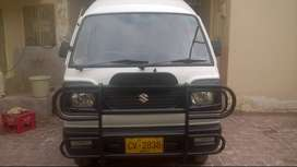 Suzuki 2015 Five years driven van one hand by Government officer local