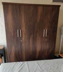 Good Quality 4- door Cabinet