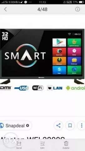 42inc Android smart tv aiwo