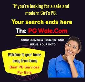Luxury Girl's PG abd Tiffin service