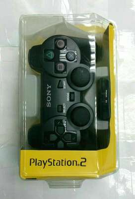 Stik Wireless Ps2 Hitam Black
