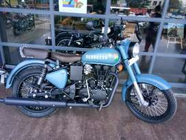 Bullet classic 350 cc abs