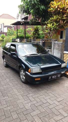 Civic Wonder 2 Pintu
