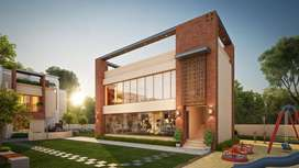 """Hurry Book Now """"4BHK TRIPLEX IN VERY PRIME LOCATION"""" VADSAR"""