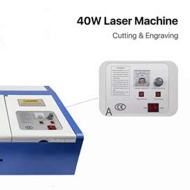 50w 3020 Laser Cutting and Engraving Machine