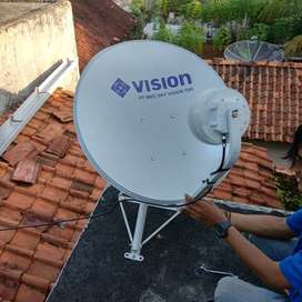 JUAL CEPAT PARABOLA DIGITAL MNC VISION INDOVISION