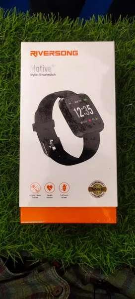 Smart watch riversong motive + brand 1year warranty