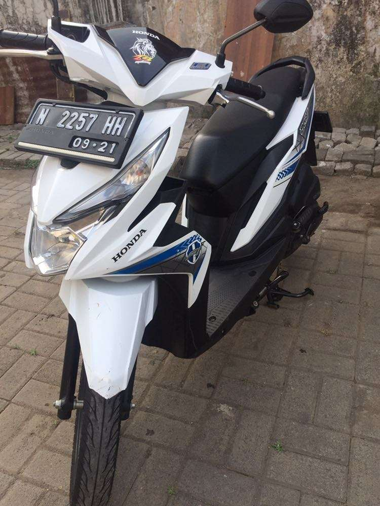 Honda Beat Eco 2016 0