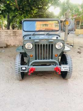 Mahindra Jeep 1997 Diesel Well Maintained