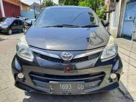 Toyota AVANZA VELOZ 1.5 MANUAL HITAM 2012