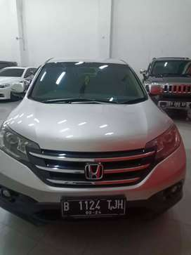 Honda CR-V 2.4 (2013) automatic