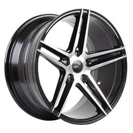jual velg mobil original hsr wheel ring 18 utnuk camey cx series mercy