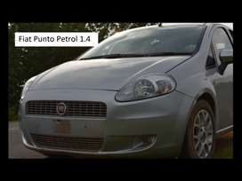 Fiat Punto 1.4 Petrol 90 Bhp Well Maintained