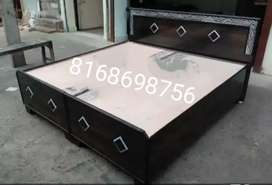 Sabse sasta double bed box wala