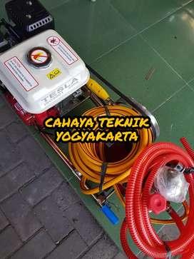 PROMO ONGKIR (CAHAYA TEKNIK) paket lengkap usaha cuci motor salju