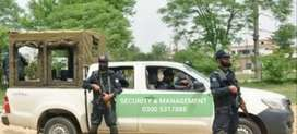 We provide SSG commandos squads guards Ex Army soldiers