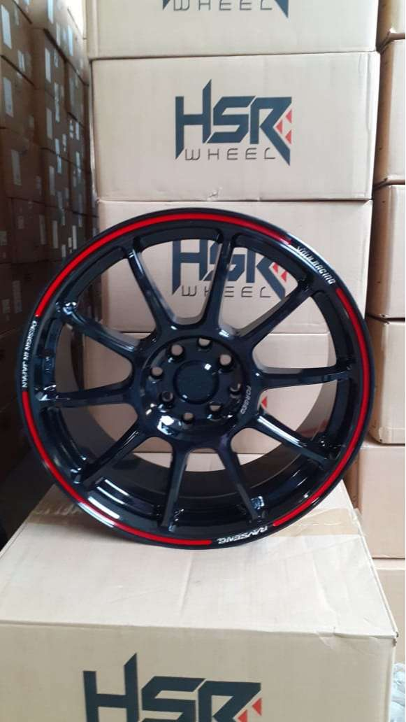 all new MEDALS CT1009 HSR R17X75 H8X100-114,3 ET38 BK/RL 0