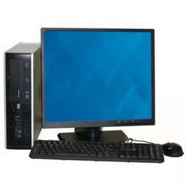 Hp computer for sale complete set