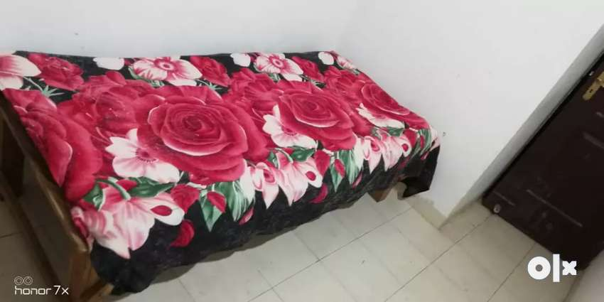 Small single room attached bathroom available 0