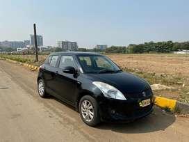Maruti Suzuki Swift ZXI Petrol BLACK Top Model