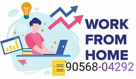 young students to adults any one can apply data entry job