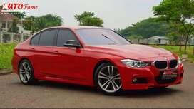 KM ONLY 1.500 LANGKA!!!BMW F30 328i 2013 Upgrade to Bumper Mulus!!!