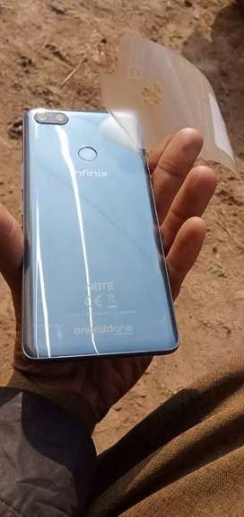 Infinix note5 android one 64 gb 4 gb
