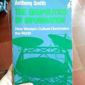 Geopolitics of information: How western culture dominates the world
