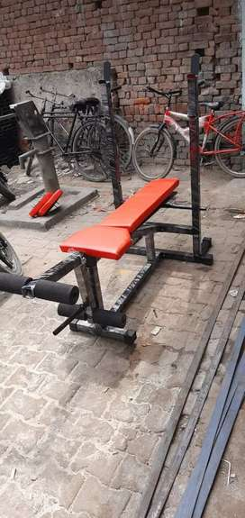 We are manufacturer of gym equipment