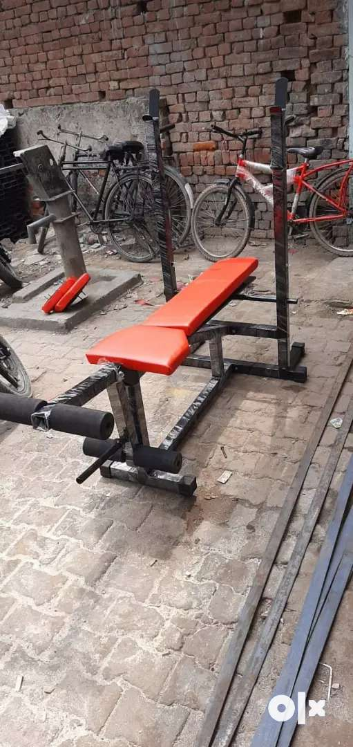 We are manufacturer of gym equipment 0