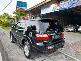 Toyota Fortuner G Trd Sportivo Automatic th 2010 Plat AB