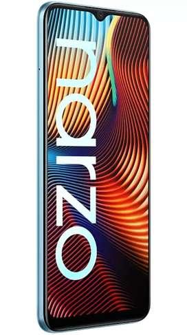 Realme Narzo 20 seald pack