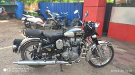 Good condition classic  crome 500 total 11900 km single owner