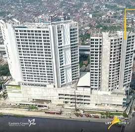 LRT City Hunian Mewah Diatas Mall NEMPEL Stasiun LRT dengan konsep TOD